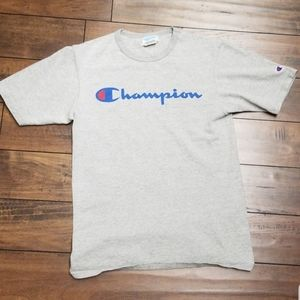 Champion Scripted Logo Tee
